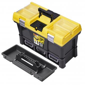 Werkzeugkoffer System Semi Profi Carbo